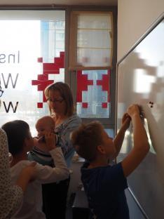 Rubik -kocka napi vetélkedő Divéky Adorján Hétvégi Magyar Iskolában