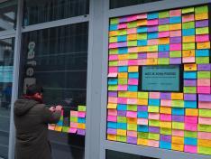 Így készül a magyar költészet fala április 11-én