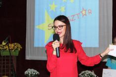 Pozsár Csilla - műsorvezető
