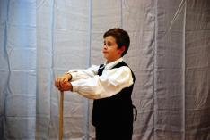 Fincsúr Zsolt is készen áll a táncra