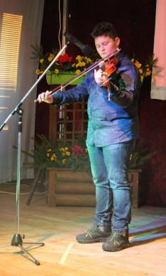 XIII. SULISZTÁR - Varnyú Kristóf - hegedű