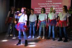 XIII. SULISZTÁR - Bálint Mirella és kísérő énekesei - Ladvánszki Dária, Gyuricsek Ivana, Kovács Teodóra, Hanyik Leon, Dvorszki Tünde és Csonka Brigitta