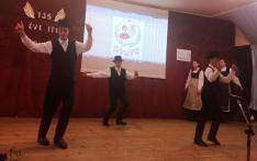 Évadzáró műsor és ballagási ünnepély Tiszakálmánfalván