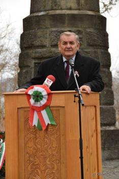 Lezsák Sándor, a Magyar Országgyűlés alelnöke