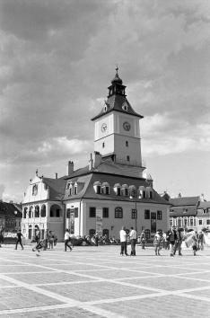 Brassó történelmi főtere