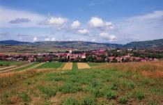 Bögöz község a Nagy-Küküllő mentén