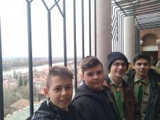 A toronyban