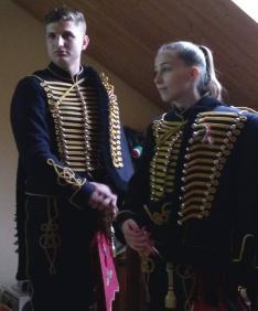 D Pethe István és Szilágyi Fruzsina
