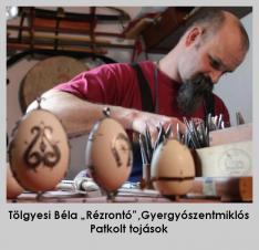 Patkolt tojások