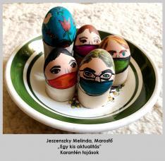 Karantén tojások