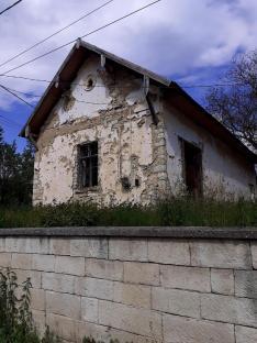 Öreg ház Alsótökön