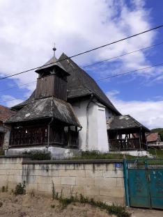 Alsótöki Református templom