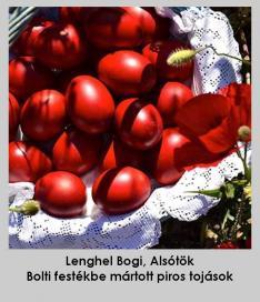 Piros tojások