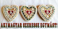 Aki magyar szeresse egymást!