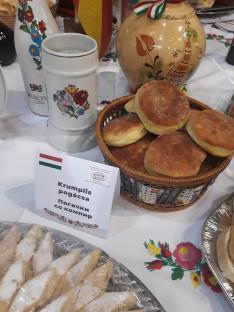 Macedóniai magyarok Kumanovo organikus ételek szemléje