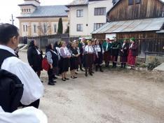 Hol vagytok magyarok...Éneklés