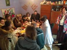 Ebéd egy családnál