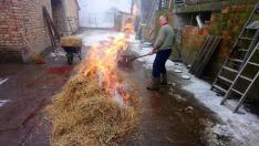 13. Főleg a gazdát melegíti.