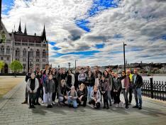 Parlamenti csoportkép