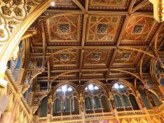 Parlament belső