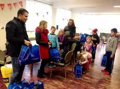 Átadtuk Winkler Gyula, európai parlamenti képviselő ajándékát a gyermekotthon lakóinak