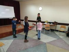 Halmágyi gyermekek a szovátai konferencián