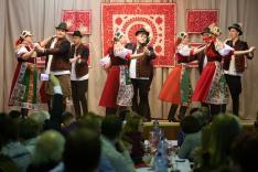 A legidősebbek kalotaszegi tánca
