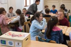 A magyar kultúra napja a temesvári Bartók Béla Elméleti Líceumban