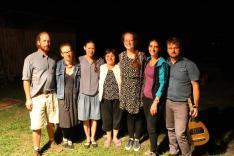 Tanárok a tábortűz után
