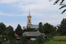 Pusztina temploma