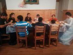 A közös vacsora