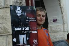 Márton Áron, zsobok