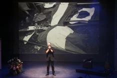 Molnos András Csaba színművész előadása