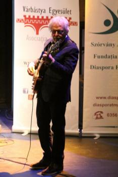 Tamás Sándor gitáros