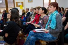Románia 9 megyéjéből mintegy 50 pedagógus vett részt a kétnapos szakmai tanácskozáson