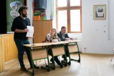 Toró Tibor, a Sapientia Erdélyi Magyar Tudományegyetem tanára a konferenciát záró összefoglalón