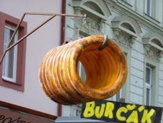 A kürtőskalács Csehországban is hódít