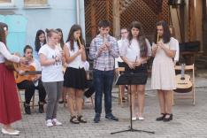 Furulya zenekar (6. és 7. osztály)