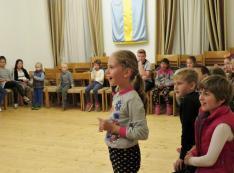 Délutáni magyar iskola a Türi Magyar Házban
