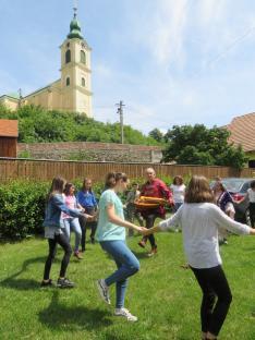 Templom és tánc
