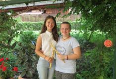 Vivi és Kamilla