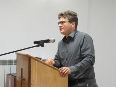 Mentorom, Józsa Nándor Lóránd beszéde