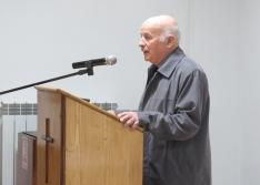 Joikits Attila helytörténész előadása