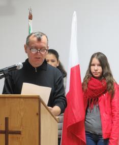Erdei János tanár úr beszéde