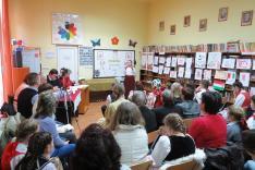 Tanítványom, Kulcsár Cintia énekel