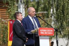 Pavlo Hobzej oktatási miniszterhelyettes