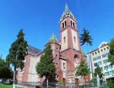 A dévai református templom