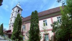 A dévai Nagyboldogasszony templom és ferences rendház