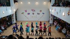 Trollok tánca - a IV. osztály előadásában
