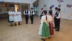 Dévai Szent Ferenc Alapítvány - Margaréta tánccsoportjának fellépése